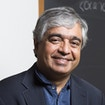 January 16, 2016 - Harvard University  Subir Sachdev stands for portrait at Harvard University  Subir Sachdev is Herchel Smith Professor of Physics at Harvard University specializing in condensed matter  Photo by Katherine Taylor for Quanta Magazine