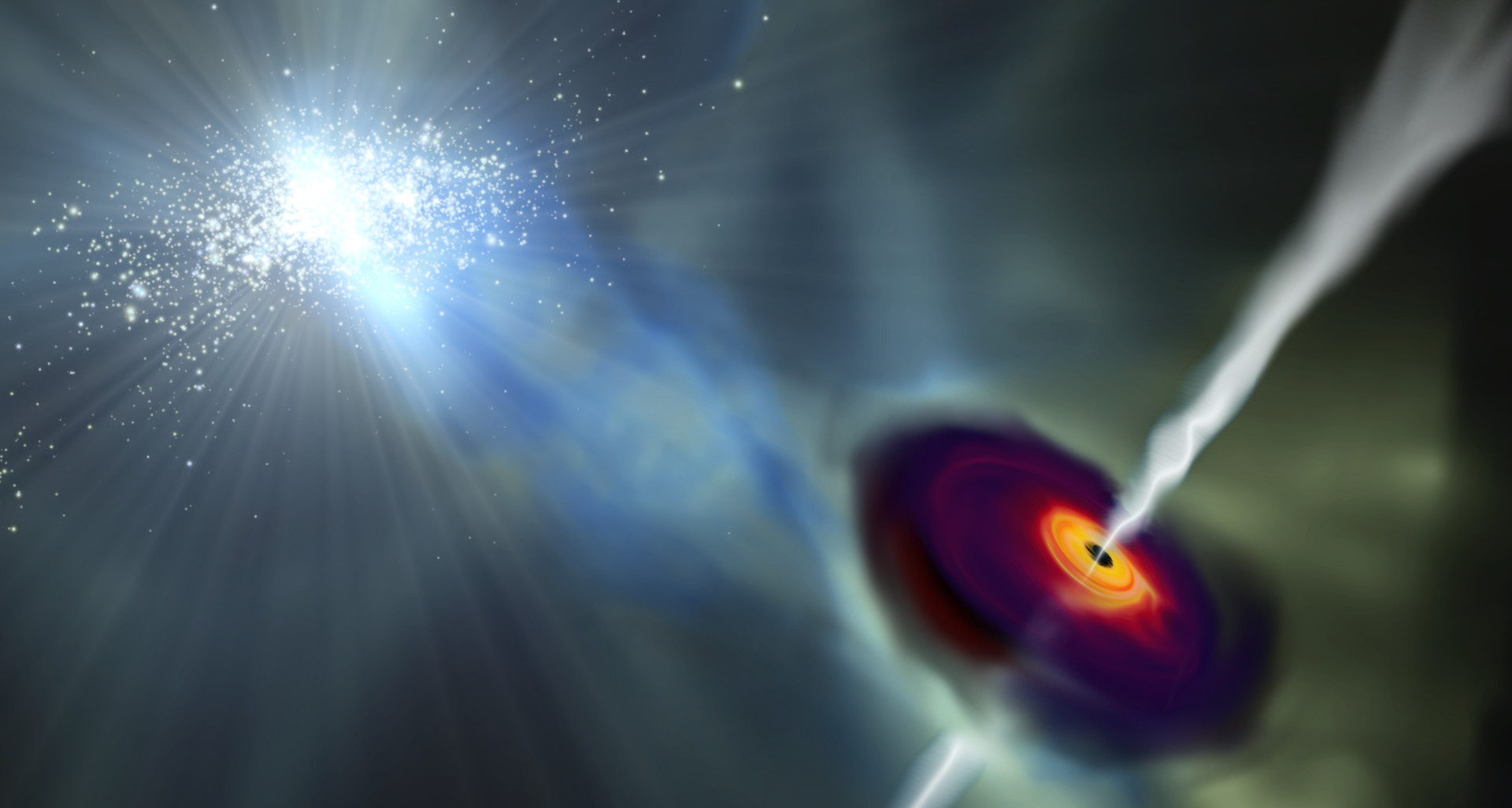 a paper on black hole formation Abstract the past 10 years have witnessed a change of perspective in the way  astrophysicists think about massive black holes (mbhs), which are now.