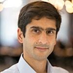 Portrait photo of Michael Desai
