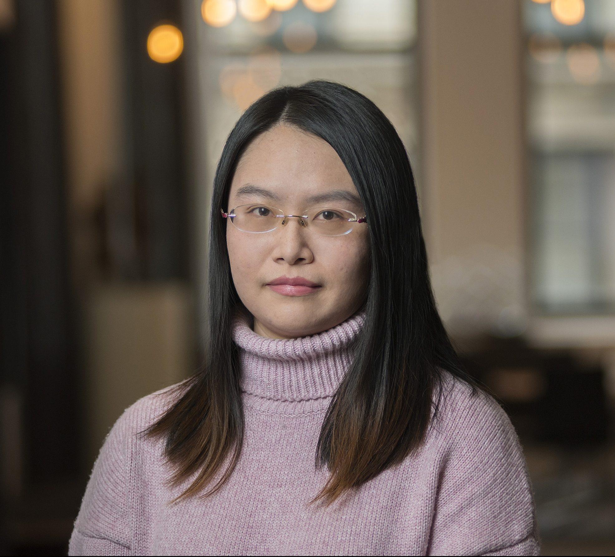 Portrait photo of Jun Wang