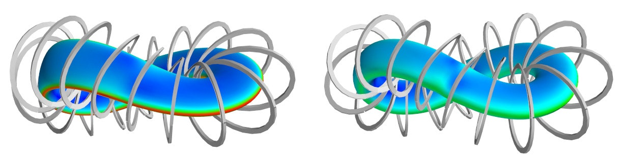 Stellarator configurations