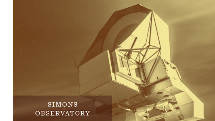 Image for Simons Observatory